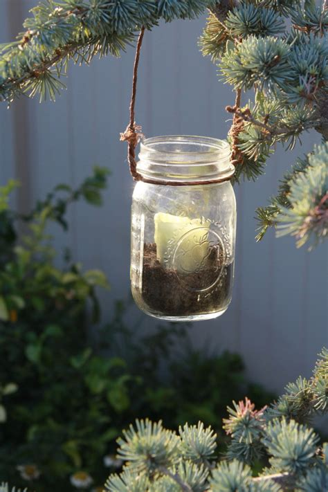 wedding mason jar lanterns