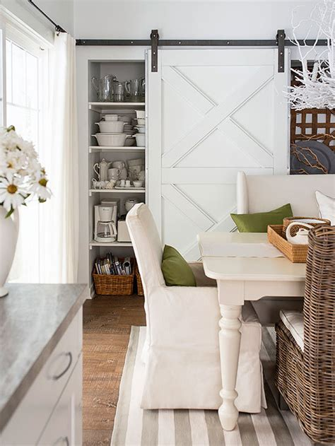 Better Homes And Gardens Christmas Crafts - modern and rustic interior sliding barn door designs