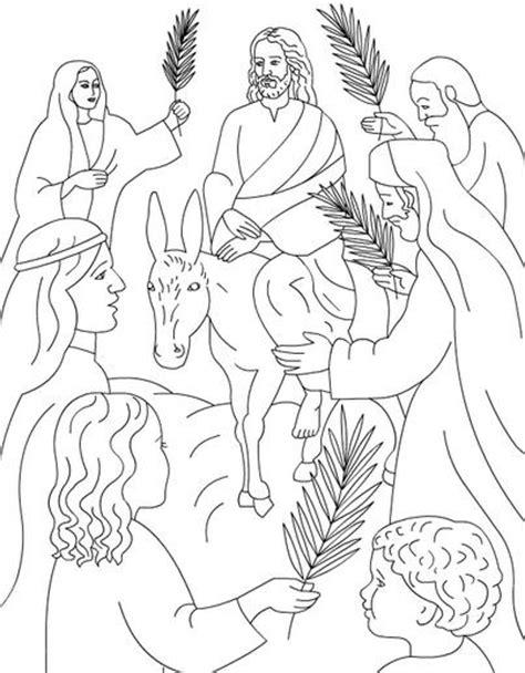 imagenes para colorear la semana santa dibujos de semana santa para imprimir gratis