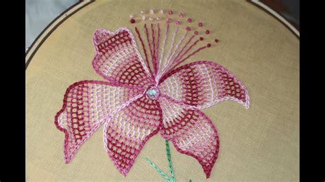 hand embroidery design youtube hand embroidery designs net stitch design youtube