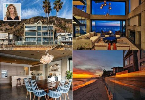 michaels house jillian michaels lists malibu beach house picture in photos celebrity homes abc news