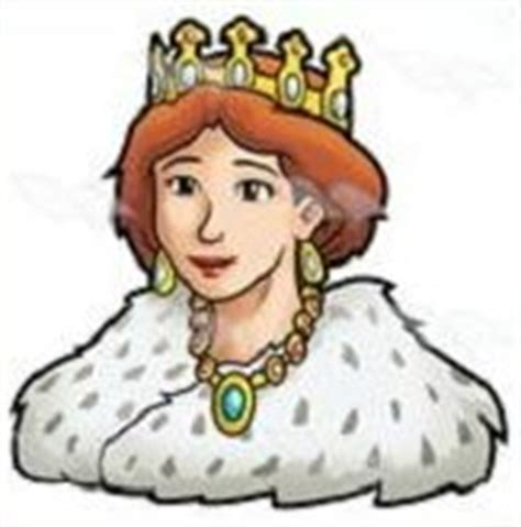 Frugal Home Decorating free queen clipart