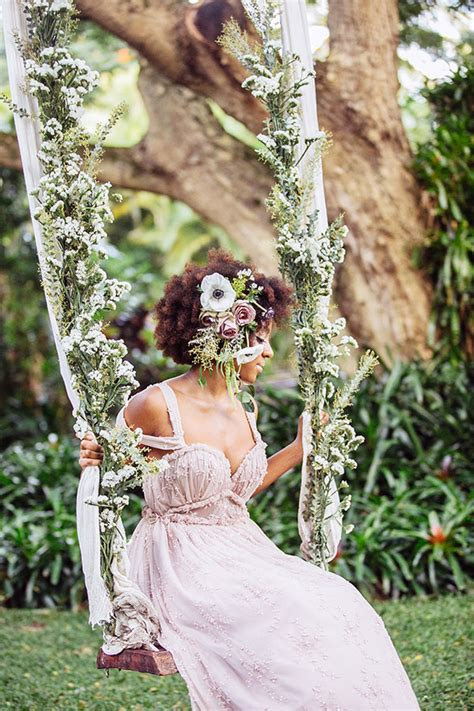 soft swing stories whimsical enchanted forest wedding