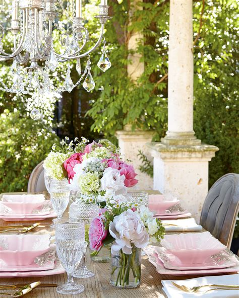 Cheap Chic Home Decor 10 gorgeous table setting ideas how to set your table