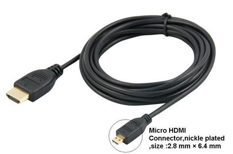 Hdmi Ke Micro Hdmi c 225 p chuyển đổi hdmi 1 5 sang micro hdmi
