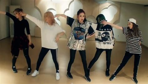 tutorial dance crazy 4minute 4minute release crazy dance practice probably due to