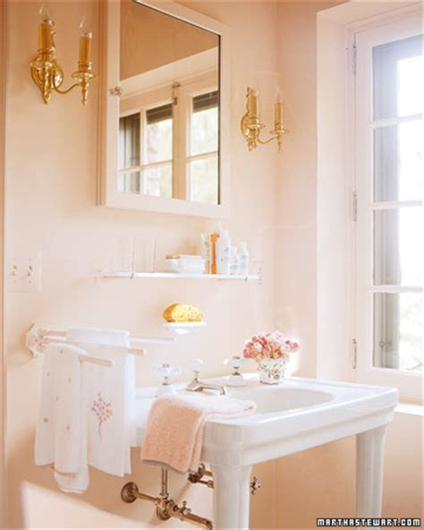 Beatrice Banks Modern Vintage Pink Bathroom Winner | beatrice banks modern vintage pink bathroom winner