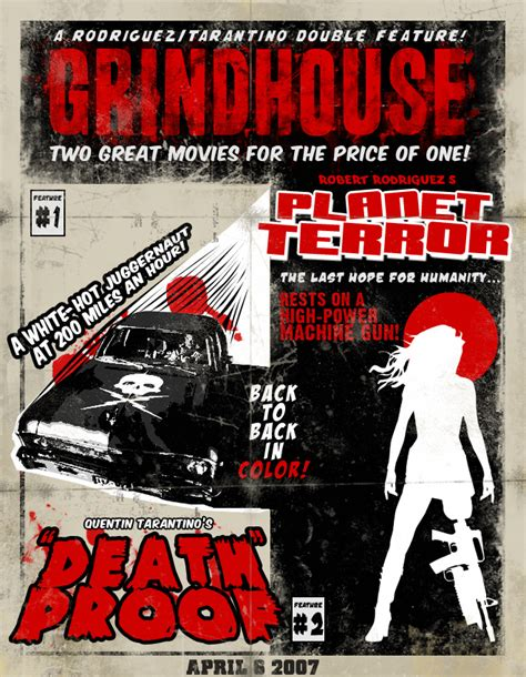 Grindhouse Poster Template aobg 187 grindhouse killcount