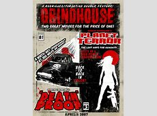 Grindhouse Poster Template