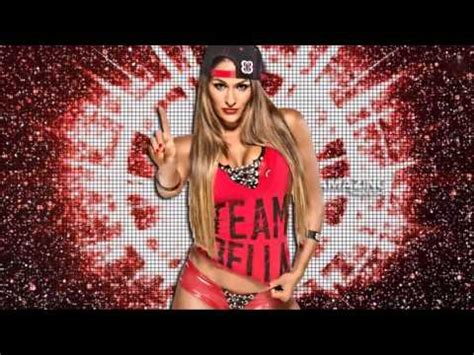 theme song nikki bella wwe you can t look but you can t touch 2nd theme