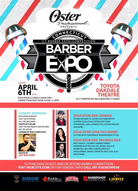 trade shows in connecticut 2014 connecticut barber expo 2014 wallingford ct