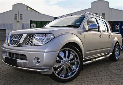 sac's pimped nissan navara | wheels24