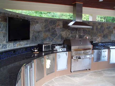 outside kitchen professional stone work silver spring md phone 240 644