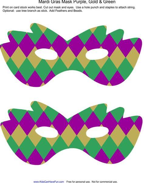 printable mardi gras banner mardi gras masks mardi gras and purple gold on pinterest