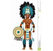 Traje Azteca Del Carnaval Im&225genes De Archivo Libres Regal&237as