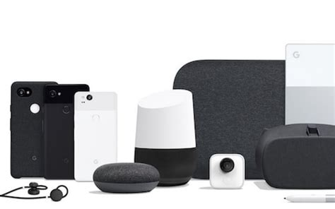 new home design products google unveils pixel 2 new home speakers and pixel bud