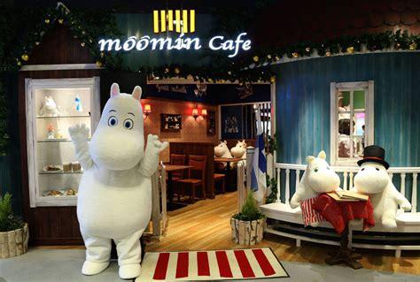 Hk02 Hongkong moomin caf 233 hong kong ม ม นคาเฟ คาเฟ ม งม งท ฮ องกง dplus guide