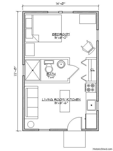 small one bedroom house plans 8 room ideas
