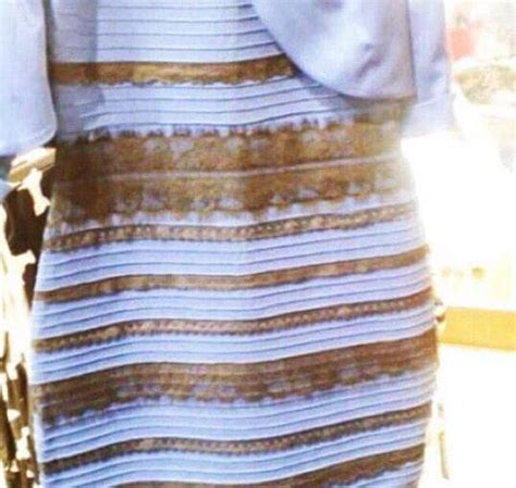 Blue And Black Or White And Gold Dress Test by Dress Drama Blue And Black Or White And Gold What S The