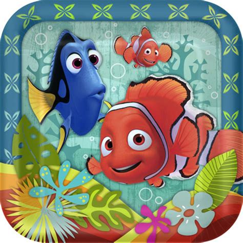 Nemo Decorations by Finding Nemo Nemo S Coral Reef Supplies