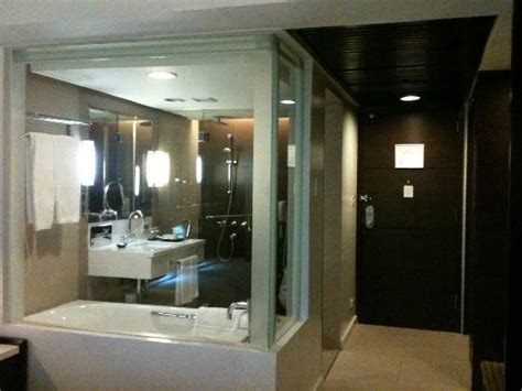 see through bathroom see through bathroom picture of century park hotel