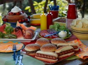Backyard Cafe Menu Company Picnic Ideas Things To Consider When Planning A