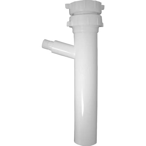 Sink Tailpiece With Dishwasher Connection by Pvc Dishwasher Slip Joint Tailpiece Plumbersstock