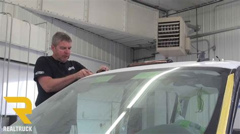 How To Install Cab Lights by How To Install Recon Truck Cab Lights