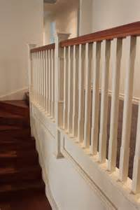 Handrail Posts Wooden Balusters Timber Stair Balustrade