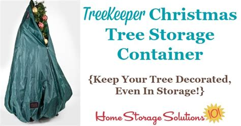 how to dismantle a christmas tree tree storage container never undecorate your tree again