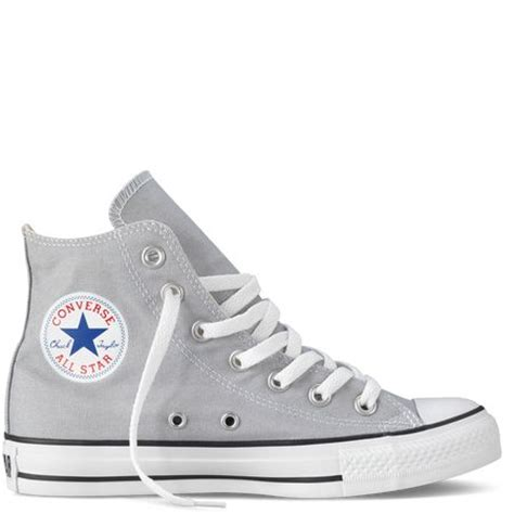 light grey high tops shoes high tops