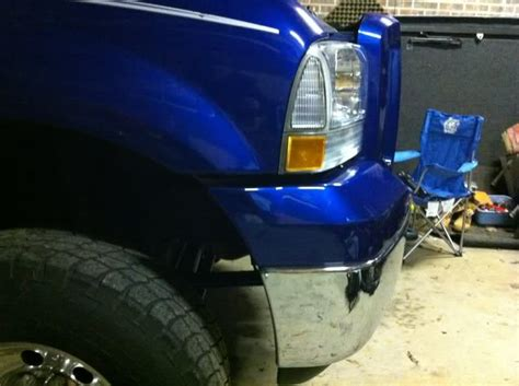Swter Line Fit L Gd my 03 to 05 front end conversion w pics done page