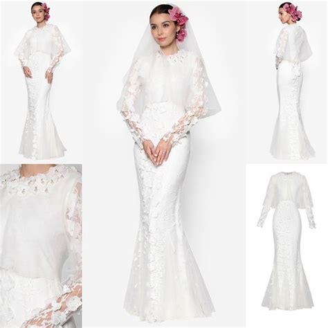 Baju Pengantin Bridal by Baju Pengantin Terkini 2016 2017 Rizalman Bridalwear