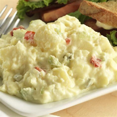 fatback and foie gras southern style potato salad recipe potato salad recipe dishmaps
