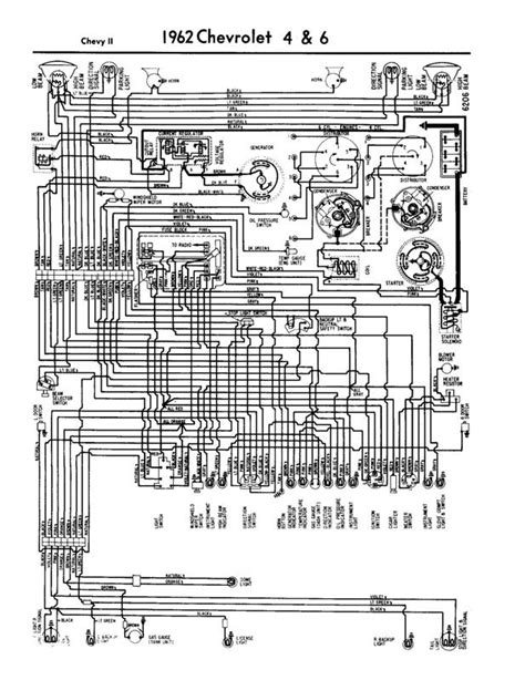 1963 chevy truck wiring diagram wiring diagram and