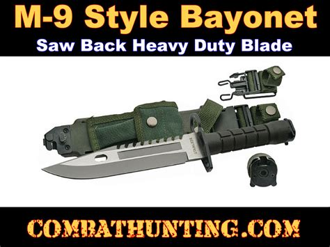 m 9 bayonet m9 bayonet knife with scabbard