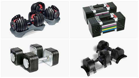best dumbbells best adjustable dumbbell set bowflex vs powerblock vs