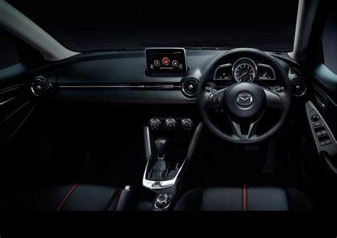 mazda 2 interni new mazda2 review 1 5 dynamic carshop
