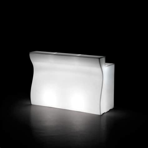 bancone bar illuminato bancone bar per esterno e interno banconi bar