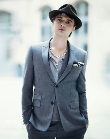 Pete Docherty Goes Free For Fashion by Pete Doherty S Clothing Line For The Kooples