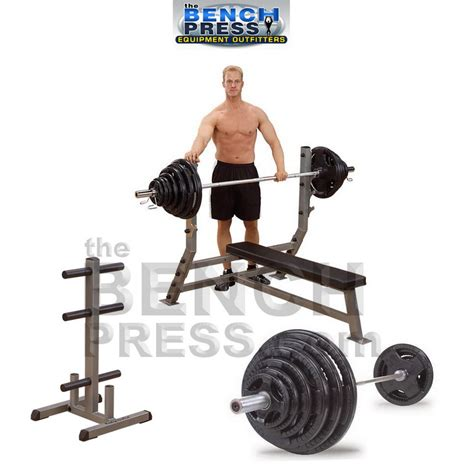 body solid combo bench body solid pro bench combo set the bench press com