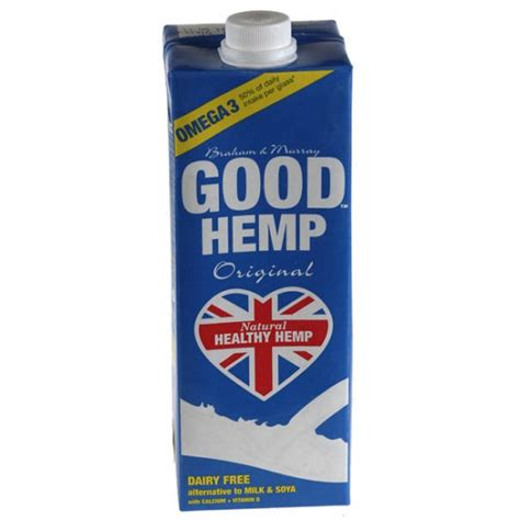 Hemp Milk And Hemp by Hemp Milk