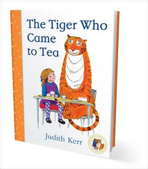 the tiger who came the tiger who came to tea judith kerr 9780008144029