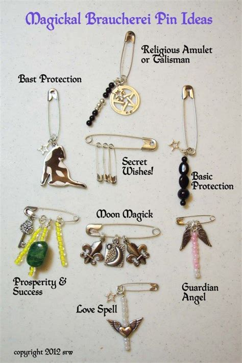 Magic Cloth Spesial Pandora Ori how to make braucherei charms and amulets from safety pins amulets safety and safety pins