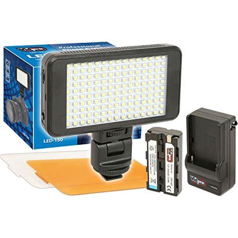 ultra slim light therapy reviews vidpro vidpro led 150 ultra slim light with 2 diffu