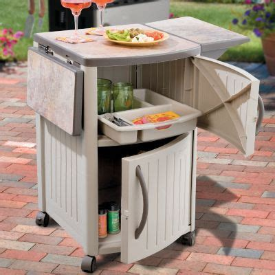 outdoor prep station for grilling bbq trends4us com
