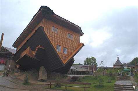 upside down house upside down house szymbark poland
