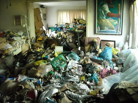 how to clean a hoarder room the stinking about real hoarders graphic nsfw huffpost