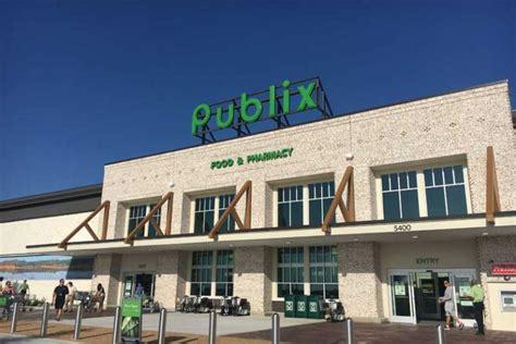 Publix In Winter Garden by Publix Opens New Florida Store In Winter Garden S Hamlin