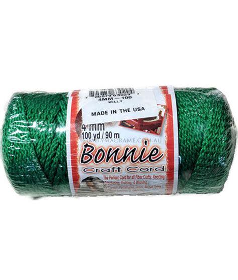 Bonnie Cord - 4mm bonnie macrame cord simply macrame